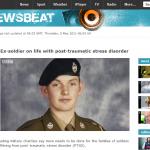 Neil Blower, PTSD Campaigner