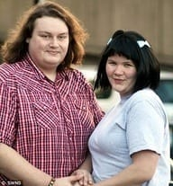 Britain's ugliest couple tie the knot