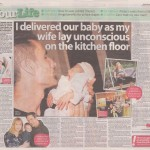 Angus Kennedy Daily Mirror
