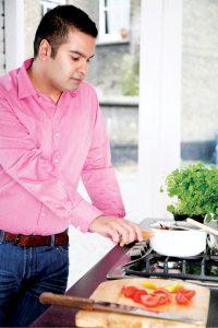 Gurpareet Bains World's healthiest Meal