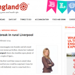 Visit England Travel Column