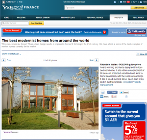 Palamedes PR secures property PR coverage for the Naturally Woodlands development in Yahoo! Finance
