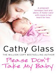 Book PR news: Please Don't Take My Baby, Cathy's latest title, remains at the top spot in the non-fiction charts