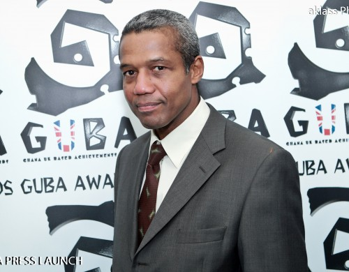 The Conservative MP, Adam Afriyie, has thrown his weight behind GUBA 2013. Other high-profile figures to lend their support include the actor Hugh Quarshie (pictured), who is also the Award's patron. Pic: Palamedes PR