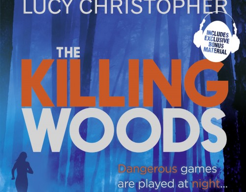Palamedes PR secures digital coverage for AudioGO's adaptation of Lucy Christopher's exceptional young-adult novel, The Killing Woods