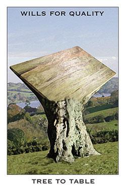 Consumer PR, furniture Tree to Table, Bristol
