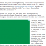 B2B PR coverage for Monmouthshire Business Awards 2013