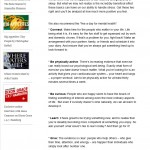 Book PR update: Coverage for Pearson self-help guide