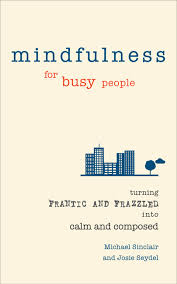 Palamedes PR generates a great review of Mindfulness for Busy People.