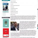 book PR UK