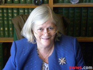 Ann Widdecombe supports the 'Run MCC for a Day' contest