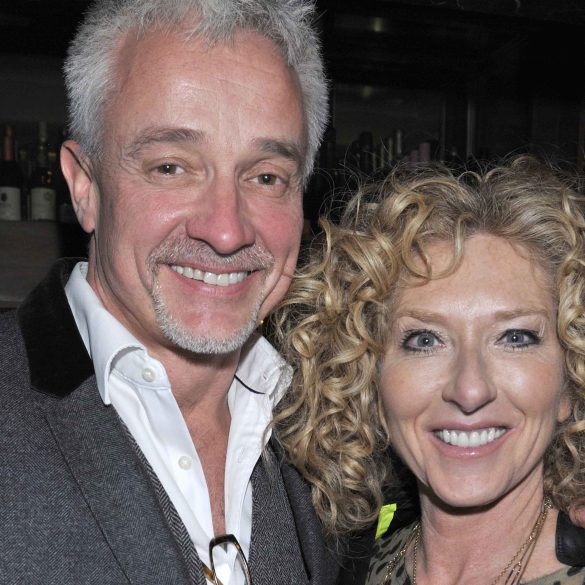 Dragons' Den star Kelly Hoppen