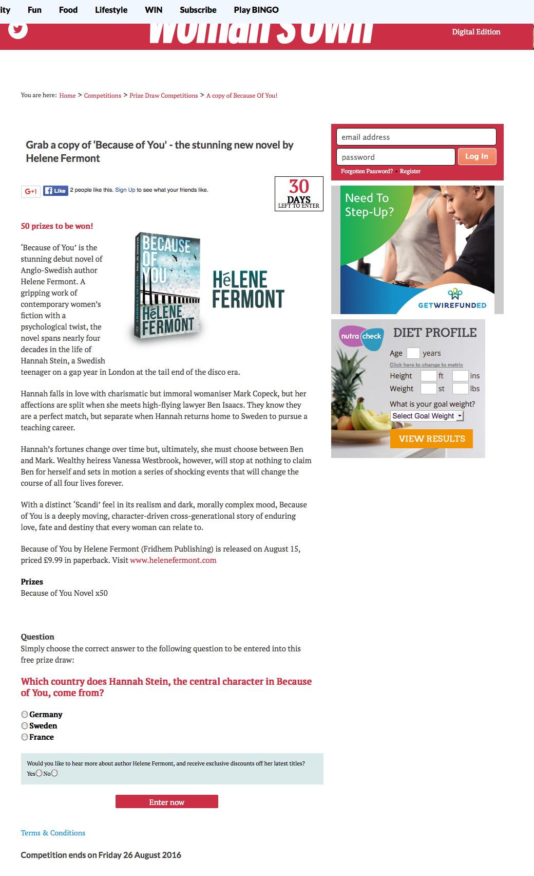 Palamedes PR, the book PR agency