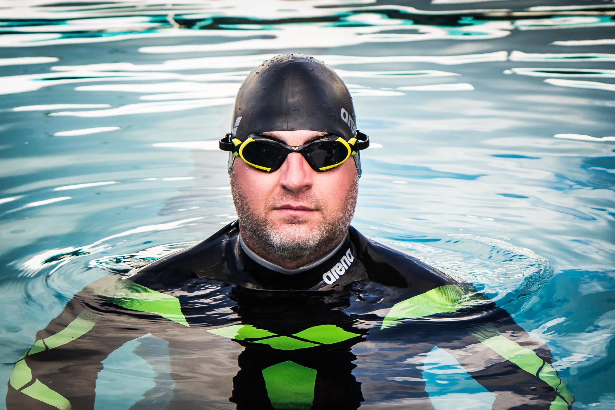 Palamedes PR promotes the 'Swim the Big Blue' expedition - Ben Hooper's record-breaking Atlantic swim
