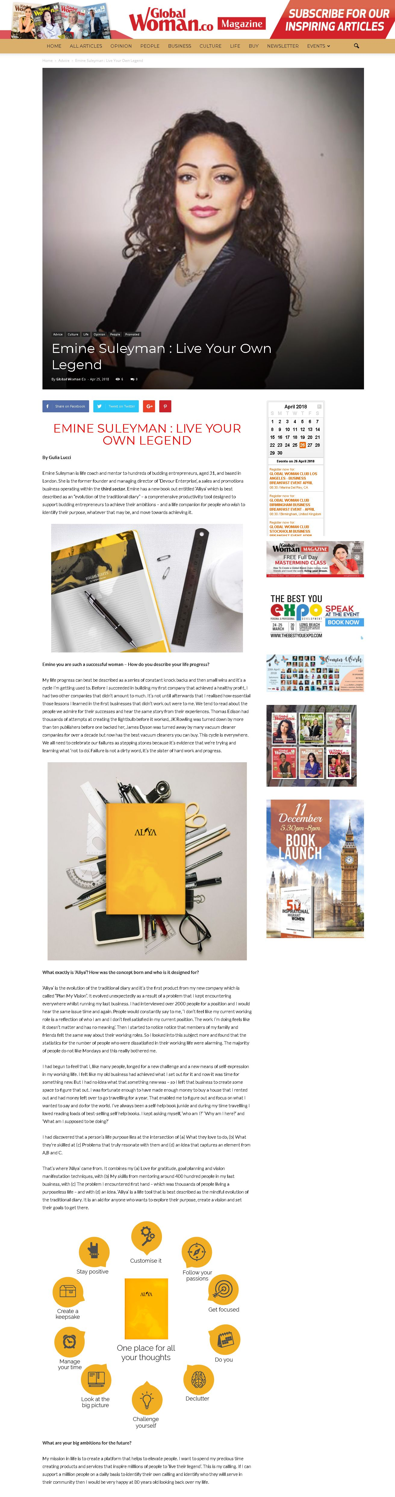 Palamedes Pr, the book PR agency