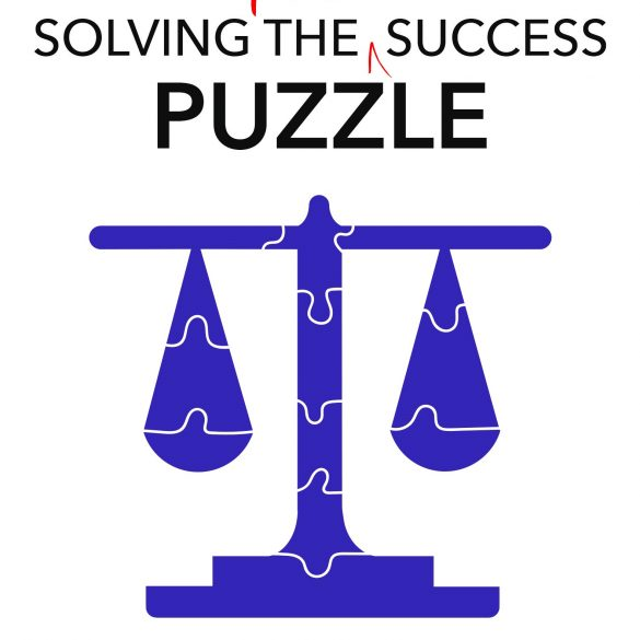 Solving The Financial Success Puzzle front cover