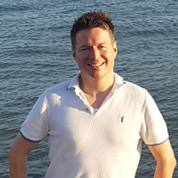 Gareth Fosberry