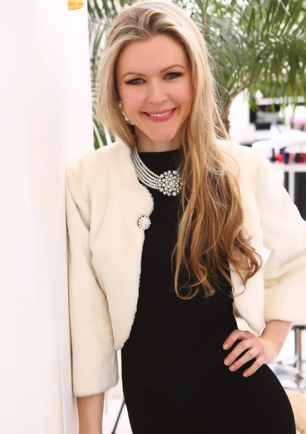 Dr Michelle Tempest, author of Big Brain Revolution.