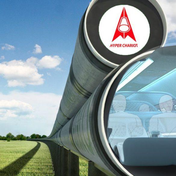 Hyper-Chariot-Tube-Travel