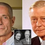 Francois Graftieaux and King Edward VIII with Wallis Simpson