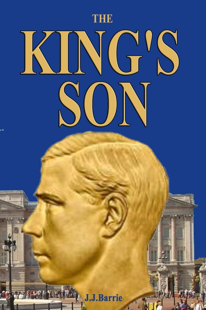 The Kings Son Front Cover