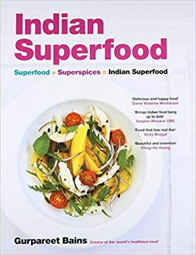 The bestselling 'Indian Superfood', Gurpareet Bain's remarkable first book