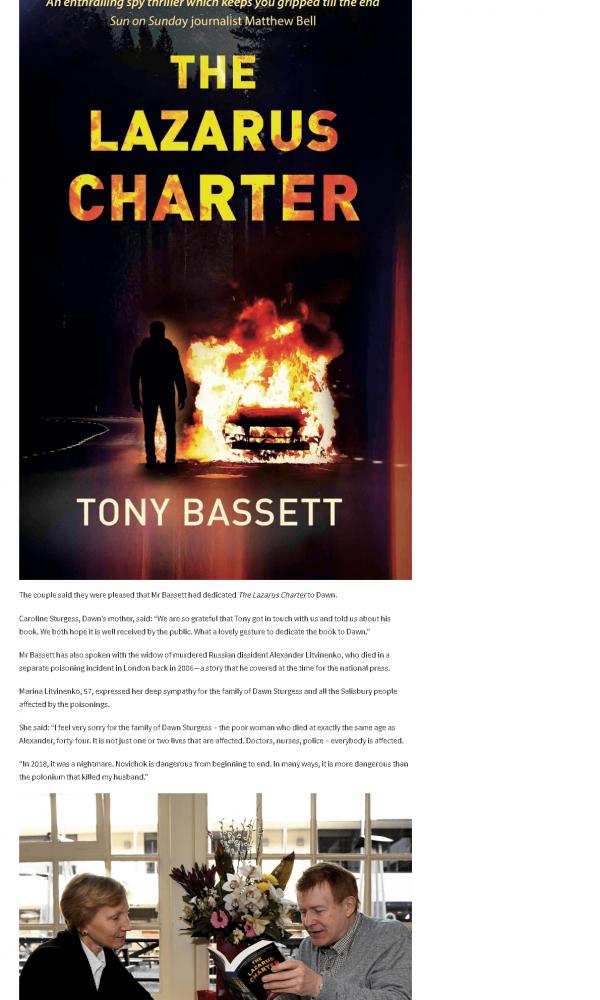 Mr Tony Bassett The London Economic