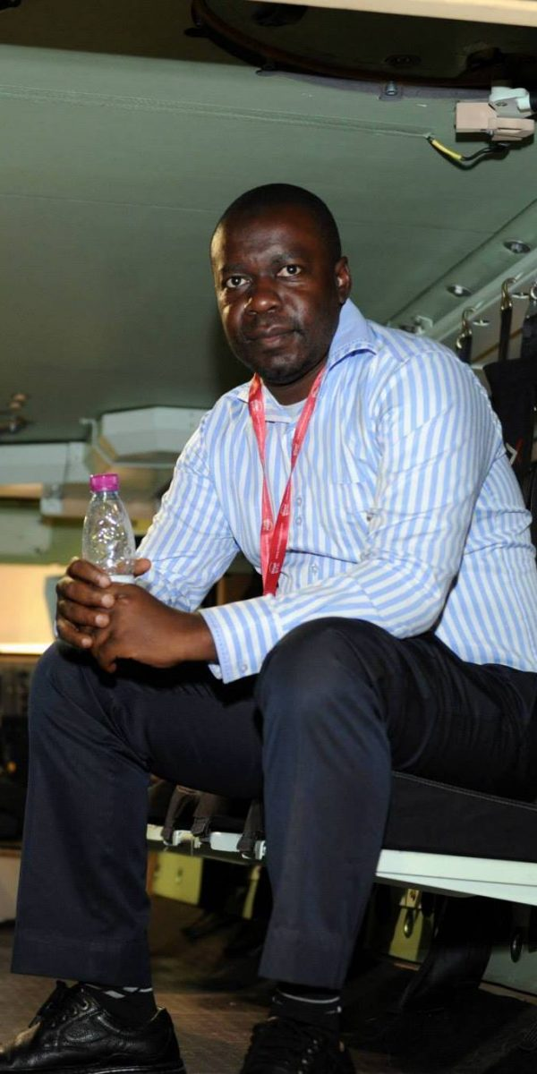 Journalist and author Yasin Kakande