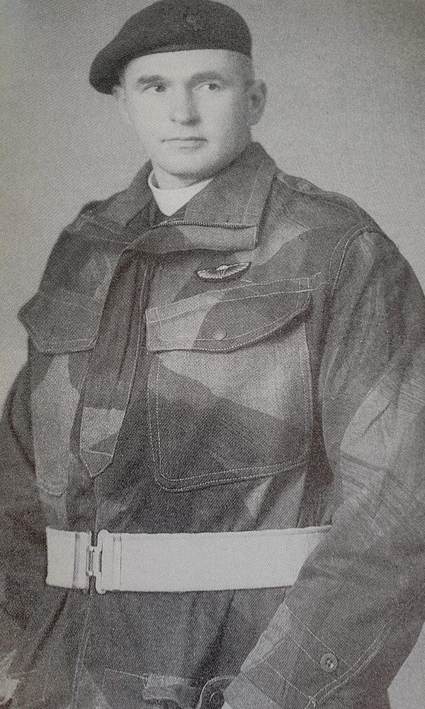 Revd Fraser McLuskey