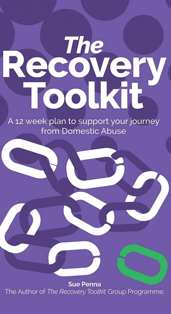 The Recovery Toolkit front cover
