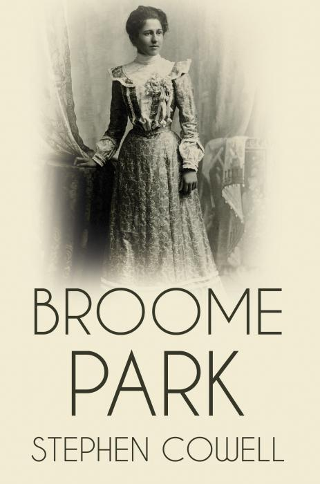 Broome Park front cover