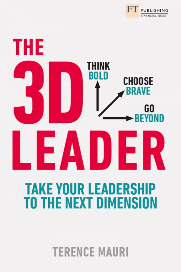 The 3D Leader is out now through FT Publishing International.