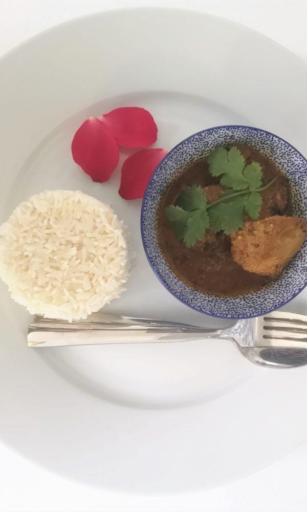 Gurpareet Bains Valentines Day Curry