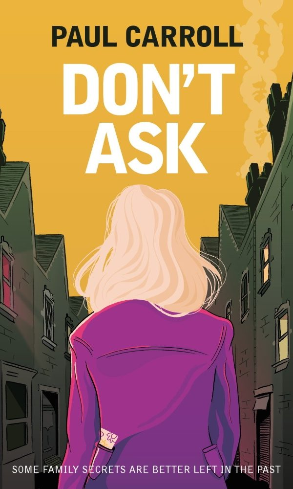 Don't Ask book cover