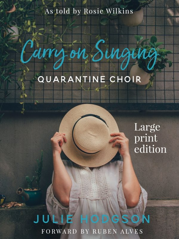 Carry on Singing front cover