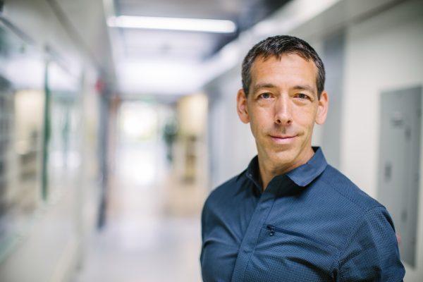Professor Euan Ashley of Stanford University, copyright Euan Ashley/Palamedes PR