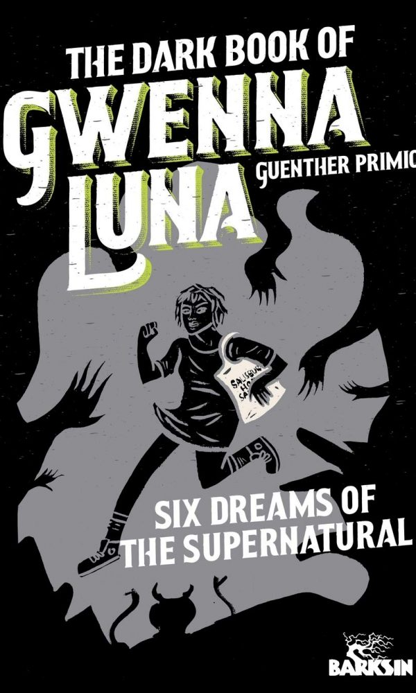 The Dark Book Of Gwenna Luna FC