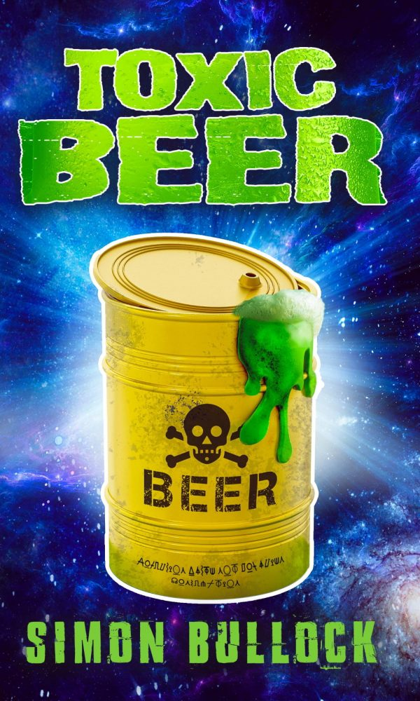 Toxic Beer front cover
